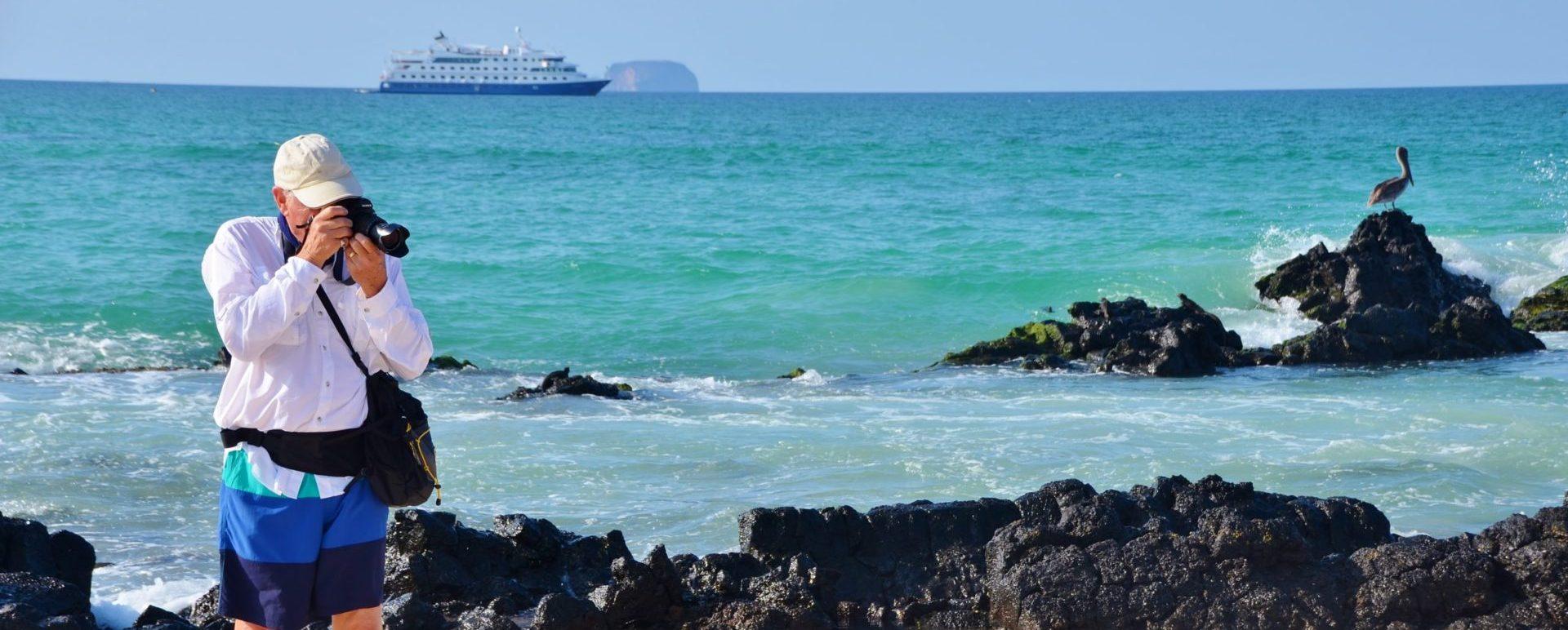 Galapagos Santa Cruz II Beach Visit