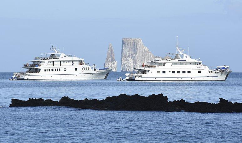 Galapagos Firt Class Vessels