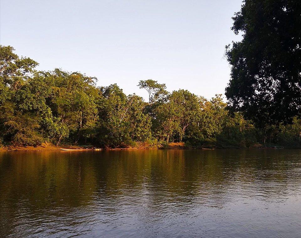 Arajuno River| Amazon, Ecuador