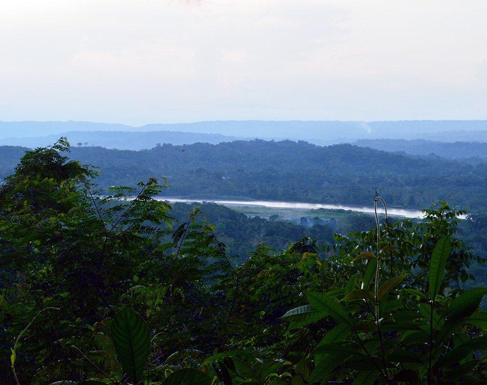 Napo River Amazon, Ecuador